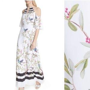 Ted Baker Highgrove hummingbird Dress
